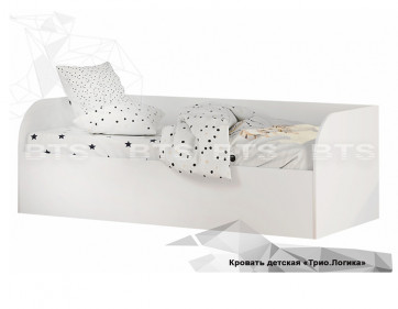 """Кровать детская КРП-01 """"Трио. Логика"""""""