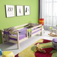 """Кровать """"Соня"""" с защитой по периметру. Вариант 3"""