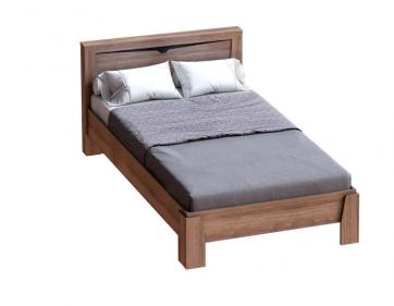 """Кровать """"Соренто"""" 900  Дуб стирлинг"""