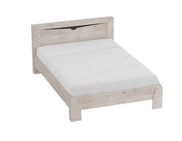 """Кровать """"Соренто"""" 1200 Дуб бонифаций"""