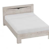 """Кровать """"Соренто"""" 1400 Дуб бонифаций"""
