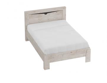 """Кровать """"Соренто"""" 900 Дуб бонифаций"""