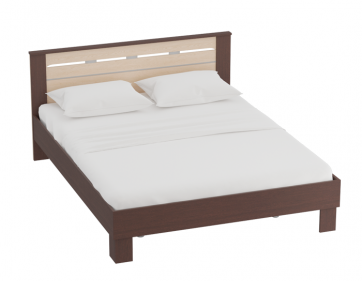 """Кровать """"Женева"""" 1400"""