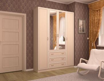 Шкаф «Лаванда-1» 1800