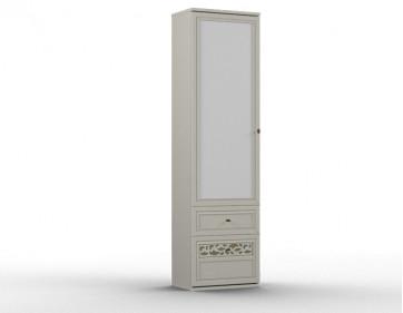 """Шкаф комбинированный фасад с зеркалом """"Bella"""" Твист"""