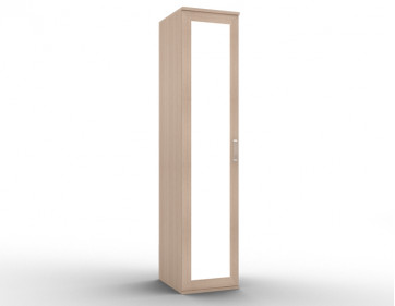 "Шкаф для одежды-01 c зеркалом ""Gloss"""