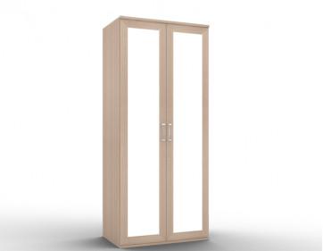 "Шкаф для одежды-02 с зеркалом ""Gloss"""