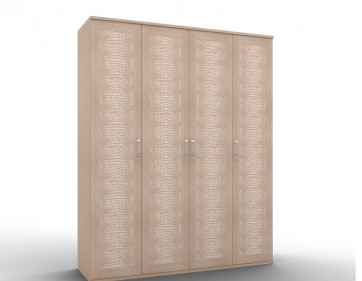 """Шкаф для одежды-04 """"Gloss"""""""