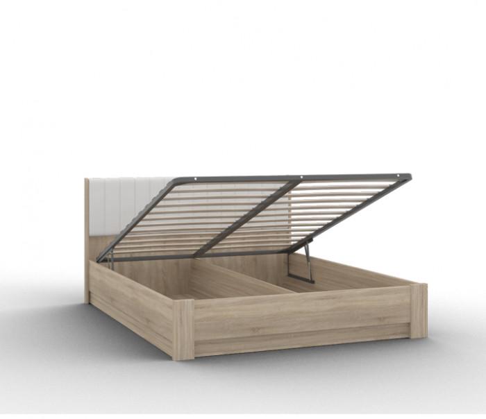 """Кровать-03 (1600) с подъемным механизмом """"Моника"""""""