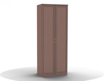 Шкаф для одежды-02 (фасад глухой) Волга